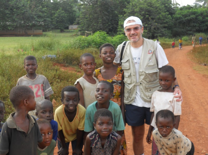 ghana 2010 missione ridare luce