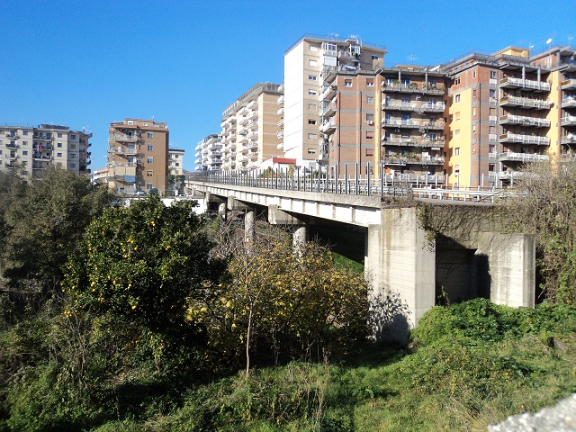 ponte incompiuto via san giacomo dei capri arenella napoli
