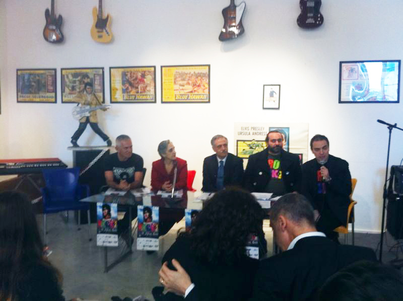 Pan - Mostra sul rock