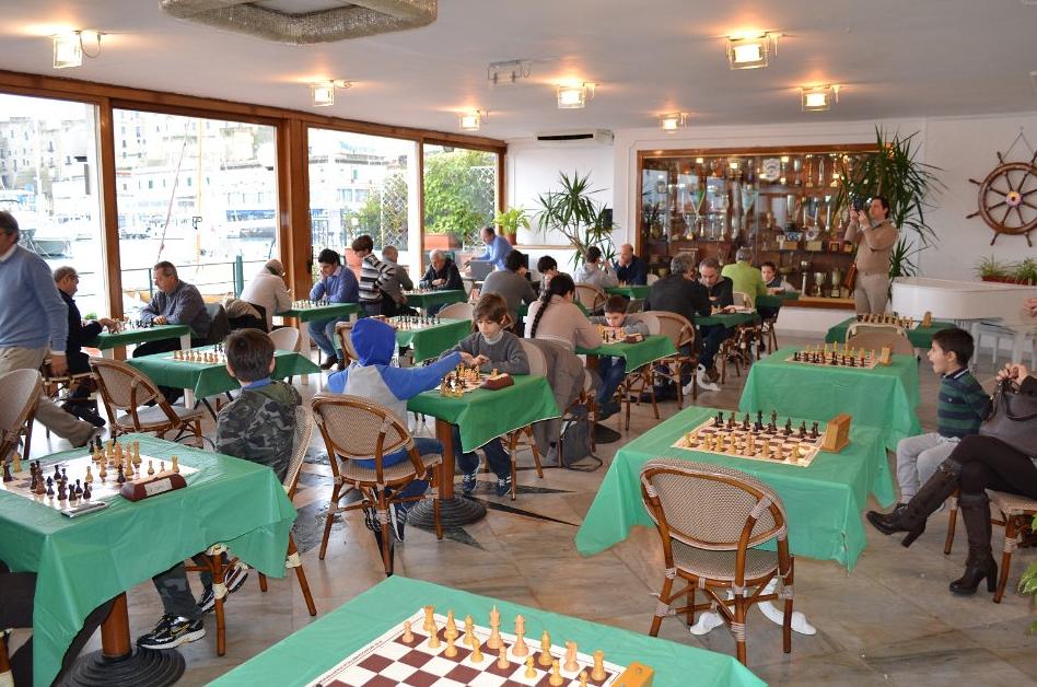 associazione scacchistica partenopea