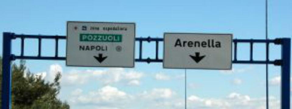 Arenella-svincolo
