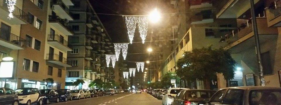 Luminarie via cilea