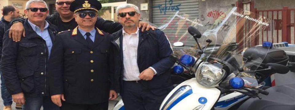 Scooter-polizia-locale