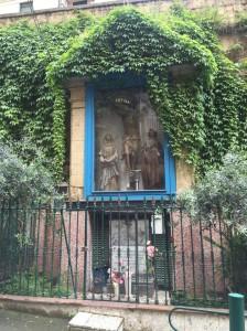Edicola votiva in via Connfalone