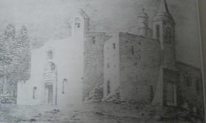 La Piccola Pompei come appariva nel 1841