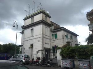 Villa Zezon, in via Giacinto Gigante