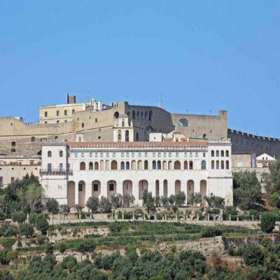 Certosa-San-Martino-Castel-Sant-Elmo