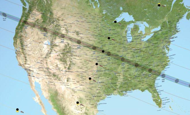 mappa-eclissi-totale-sole-usa-agosto-2017