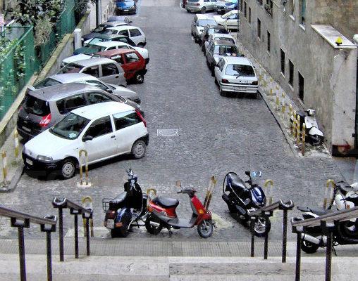 001 Rossomandi Florestano Via. Da Via F. Cilea altezza civico n. 64 per Via Fracanzano