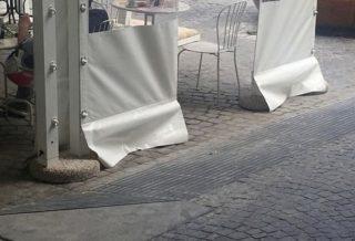Via Luca Giordano scivolo per diversamente abili-2