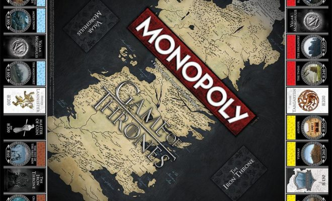 Monopoly GoT