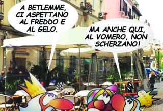 Vignetta VOMERO Mag. dicembre