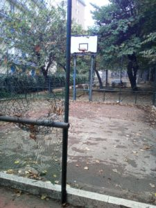 6- Campo basket