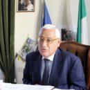 16 09 2014 Salerno Tribunale Intervista Presidente Ettore Ferrara -  Salerno Tribunale Intervista Presidente Ettore Ferrara - fotografo: pecoraro